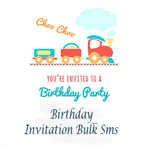 Dont Let Your Birthday Party Ruin Post Reminders And Alerts To All Guests About The PartySchedule Sms For Invitations At A